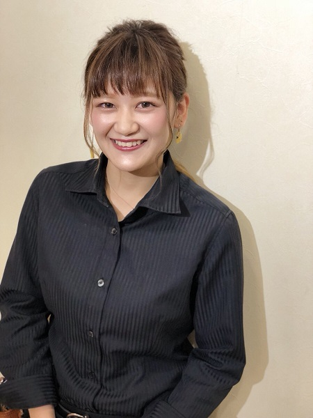 職場体験担当:伊藤有利菜さん